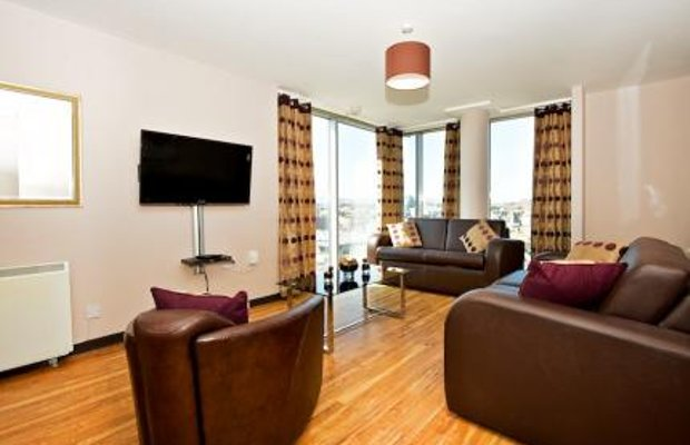 фото Staycity Serviced Apartments - Millennium Walk 111513395