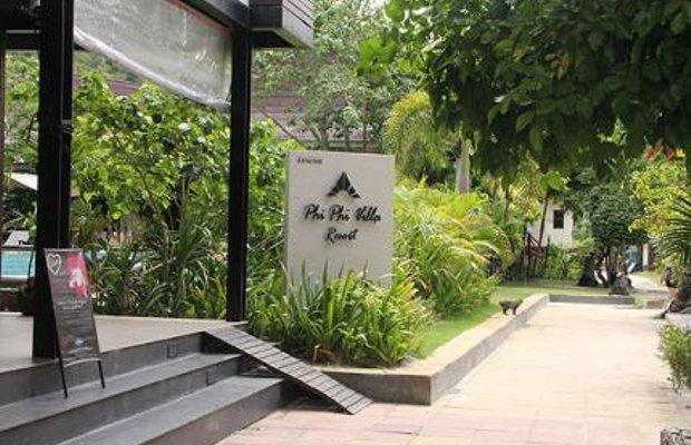 фото Phi Phi Villa Resort 111796373