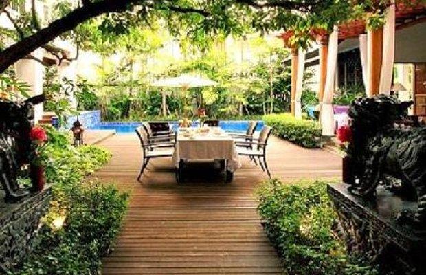 фото Baan Klang Wiang Hotel 111824645