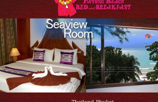 фото Patong Beach Bed and Breakfast 111888784