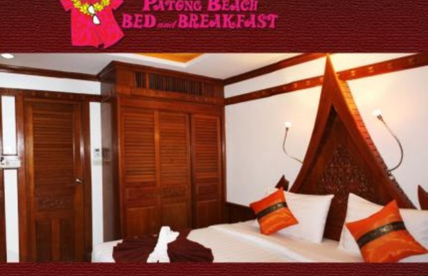 фото Patong Beach Bed and Breakfast 111888787
