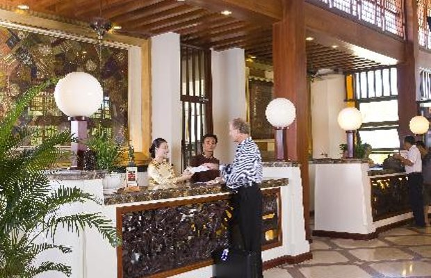фото Swiss-Belhotel Golden Sand Resort Hoi An 111958161