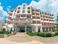 Feodosiya hotels with restaurants