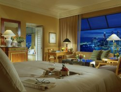 Business hotels in Singapore