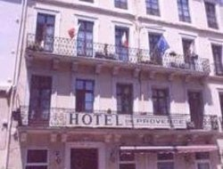 Top-10 hotels in the center of Nimes