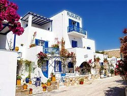 Pets-friendly hotels in Naoussa