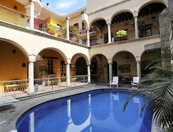 Pets-friendly hotels in Oaxaca
