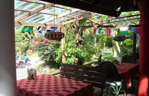 фото Tropical Garden Lounge 145000061