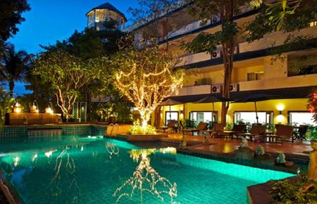 фото Отель Citin Garden Resort Pattaya 145073813