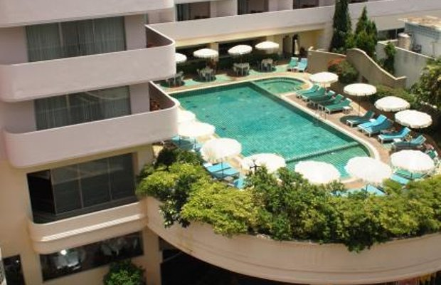 фото Long Beach Cha-Am Hotel 145084062