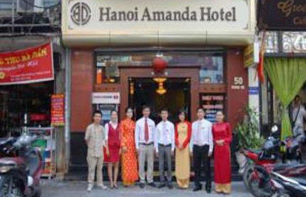 фото Hanoi Amanda Hotel 145200720