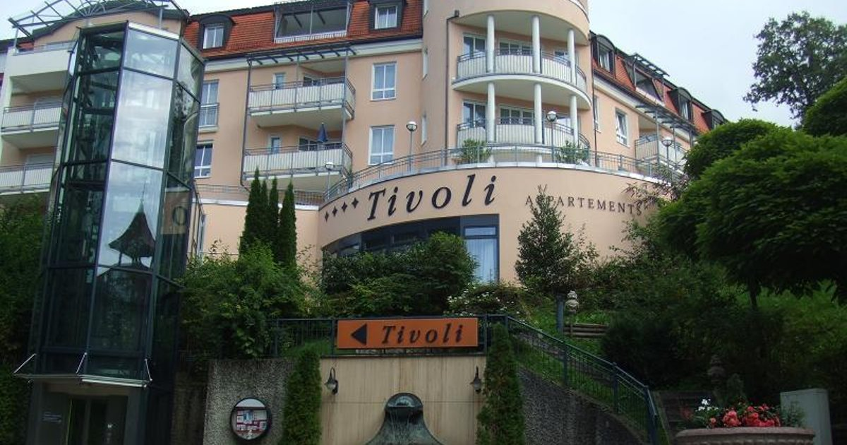 Tivoli Apartments