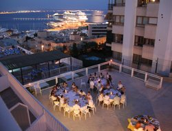 Cala Mayor hotels with sea view