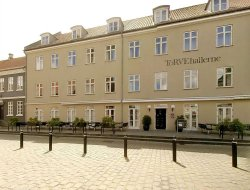 Top-6 hotels in the center of Vejle