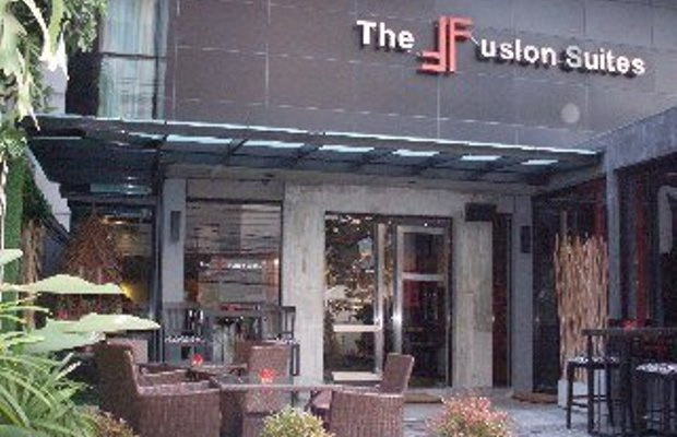 фото The Fusion Suites 151469866