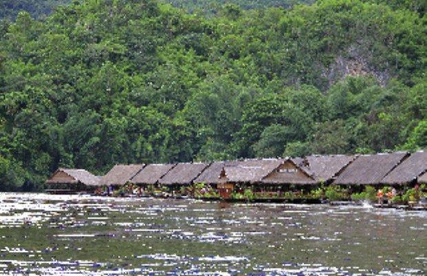 фото River Kwai Jungle Rafts 151606080