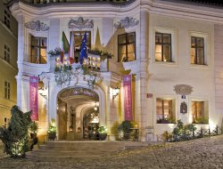 Top-10 of luxury Prague hotels