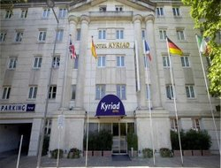 Business hotels in Montpellier