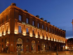 The most expensive Toulouse hotels