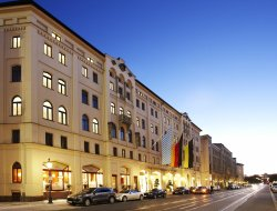 The most expensive Munich hotels