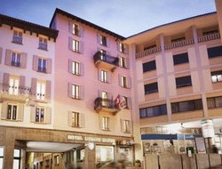 Business hotels in Lugano