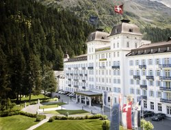 St. Moritz hotels with swimming pool