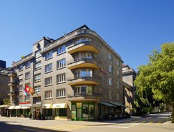 Zurich hotels with swimming pool