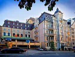 Top-10 romantic Kiev hotels