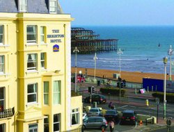 Brighton hotels with Russian personnel