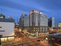Business hotels in Denver