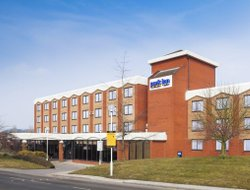 Pets-friendly hotels in Telford