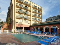 Top-8 hotels in the center of Cocoa Beach