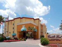 Saint Augustine Beach hotels with sea view