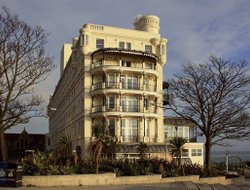Southend-On-Sea hotels with restaurants