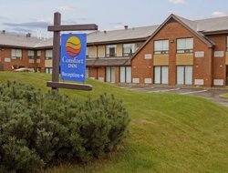 Edmundston hotels with restaurants