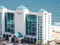 Top-10 hotels in the center of Virginia Beach