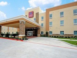 Business hotels in Katy