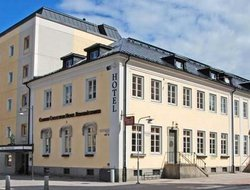 Top-4 hotels in the center of Falun