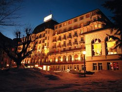 Top-10 hotels in the center of Engelberg