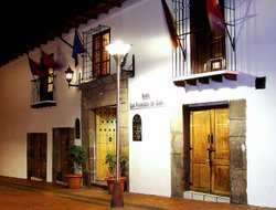 Top-6 romantic Quito hotels