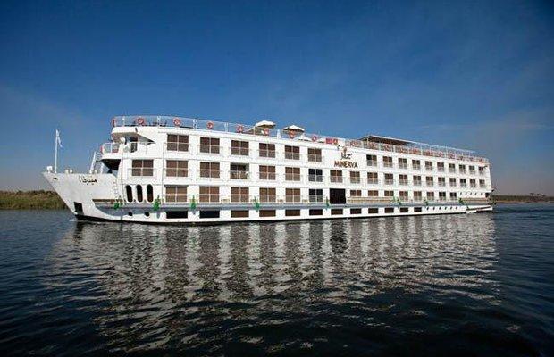 фото Steigenberger Minerva Cruise - Luxor- Aswan - 04 & 07 nights Each Thursday 1553003965