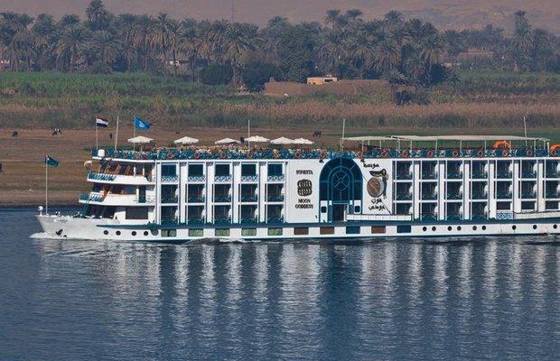 фото Sonesta Moon Goddess Cruise - Luxor- Aswan - 03 & 07 nights Each Saturday 1553042429