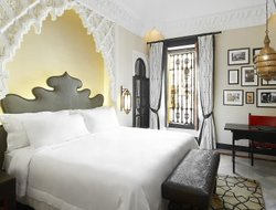 Business hotels in Seville