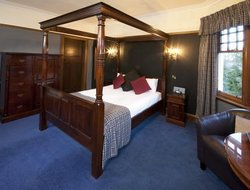 Top-9 romantic Dumfries hotels