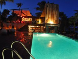 Tulum hotels with swimming pool