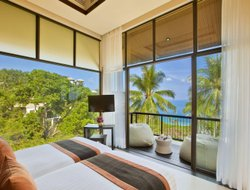 Samui Island hotels with sea view