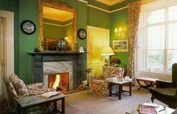 фото Rosleague Manor Hotel 1582622970