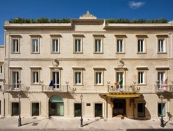 Top-10 hotels in the center of Lecce