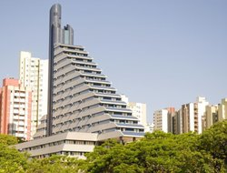 Londrina hotels with restaurants