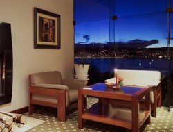 Peru hotels with lake view